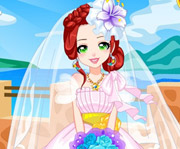 game Deluxe Wedding Dress