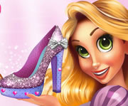 game Design Rapunzels Princess Shoes