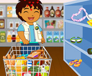 game Diego Shopping