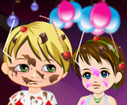game Dirty Kids Makeover