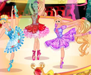 game Disney Princess Ballet School