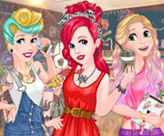 game Disney Princess Hipsters