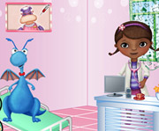 game Doc McStuffins New Clinic
