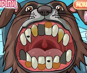 game Doggy Dentist