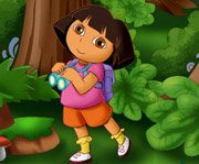game Dora and Boots Hide and Seek