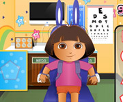 game Dora and Diego at the Eye Clinic