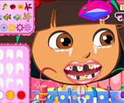 game Dora Dentist