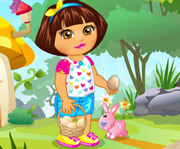 game Dora Easter Day