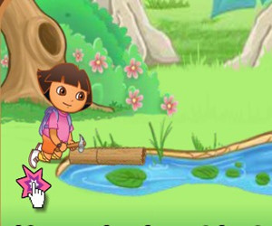 game Dora Go Adventure For Gems