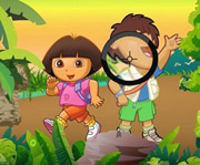 game Dora Hide and Seek