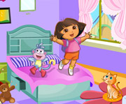 game Dora New Bedroom Decor