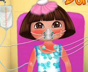 game Dora Sunburn
