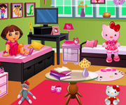 game Doras Hello Kitty Room Decor