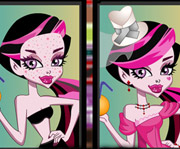 game Draculaura Great Makeover