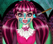 game Draculaura Makeover