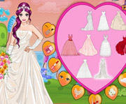 game Dream Wedding Dress Up
