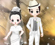 game Dream Winter Wedding