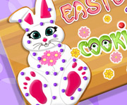 game Easter Bunny Cookie Decor