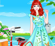 game Eco Friendly Dressup