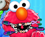 game Elmo Visits The Dentist