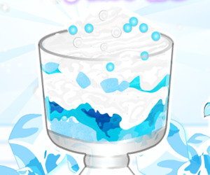 game Elsa Frozen Dessert Trifle