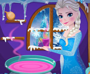 game Elsa Frozen Magic