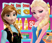 game Elsa Grocery Store