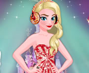 game Elsa Sparkle Fashion