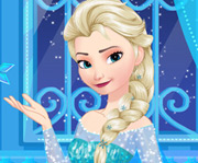game Elsa Sweet 16 Party