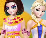 game Elsa Time Travel Ancient Egypt