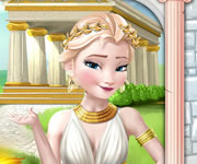 game Elsa Time Travel Ancient Greece