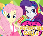 game Equestria Girls Back To School 2