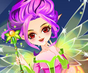 game Fairy Dancing Dressup