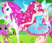 game Fairy Pets Care