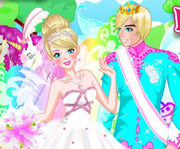 game Fairy Wedding Game