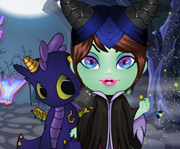 game Fairytale Baby Evil Witch