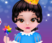 game Fairytale Baby Snow White Caring