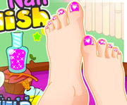 game Foot Nail Polish
