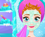 game Frozen Beauty Secrets