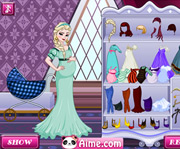 game Frozen Elsa Mommy To be