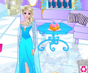 game Frozen Party Cleanup