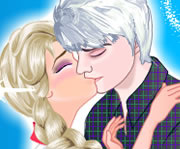 game Frozen Perfect Kiss