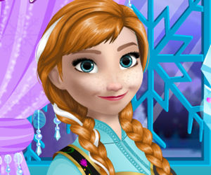 game Frozen Sister Anna
