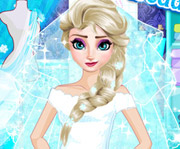 game Frozen Wedding Designer