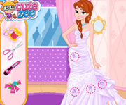 game Frozen Wedding Rush