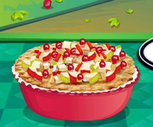game Fruit Party Pie