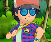 game Go Diego Dress Up