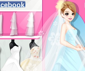 game Gorgeous Bride Gowns