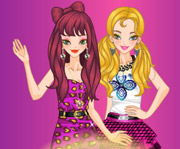 game Gorgeous Go Go Dancing Girls