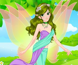 game Green Forest Fairy